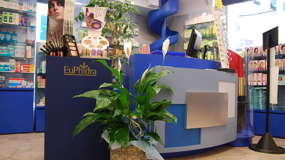 FARMACIA SARTORI Interior design, Studio Architetti Bigi Carità Genova
