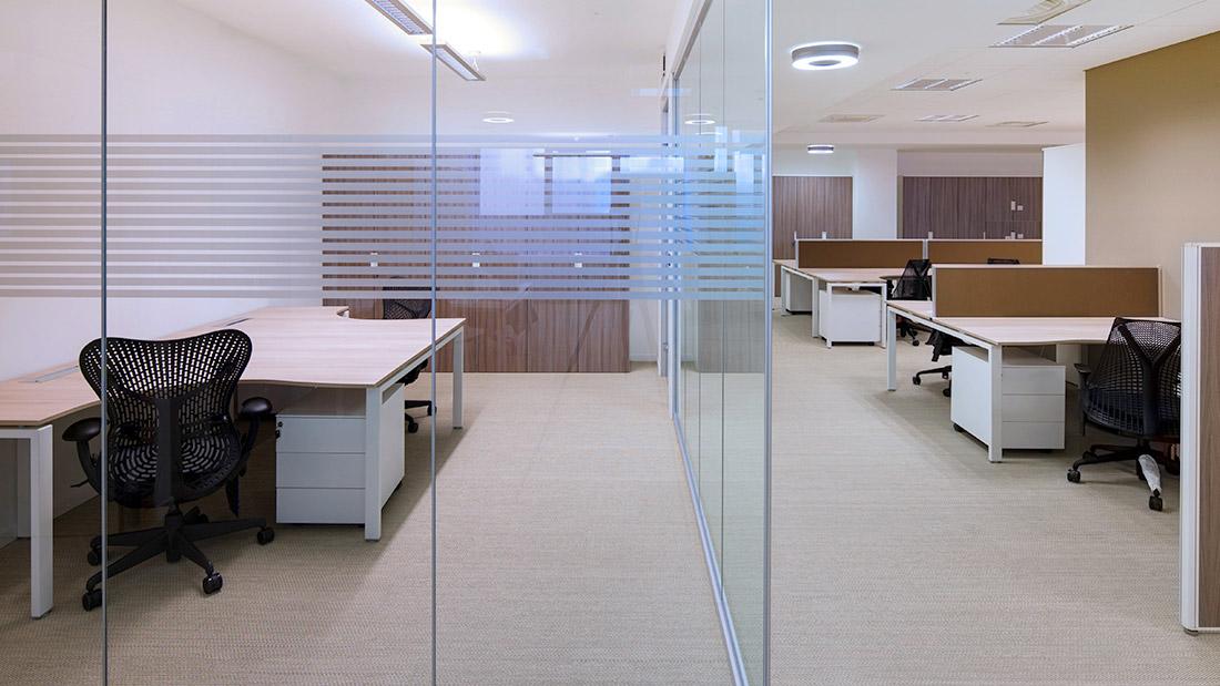 UFFICI V-SHIP Interior design, Studio Architetti Bigi Carità Genova