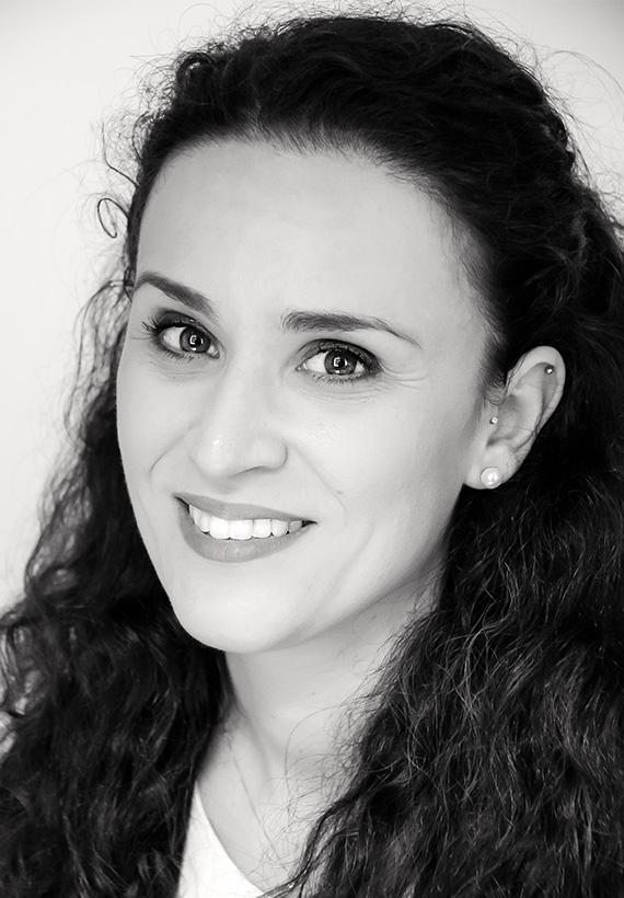 Elena Capodarca collaboratrice Studio Bigi Carita