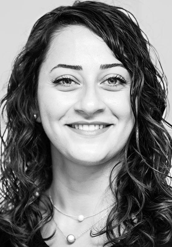 collaboratrice Marjan Kazemi