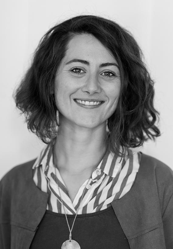 Simona Benelli - Studio Architetti Bigi Carità - Genova