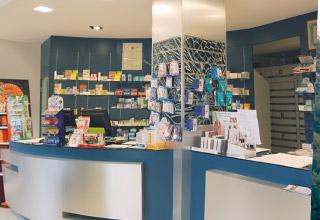 Farmacia Terralba Referenze altri progetti studio architetti bigi carita