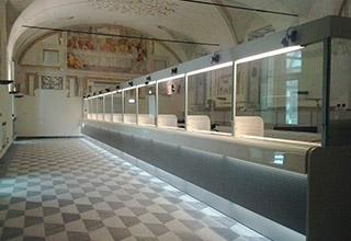 Nuovi Uficci Iren altri progetti studio architetti bigi carita