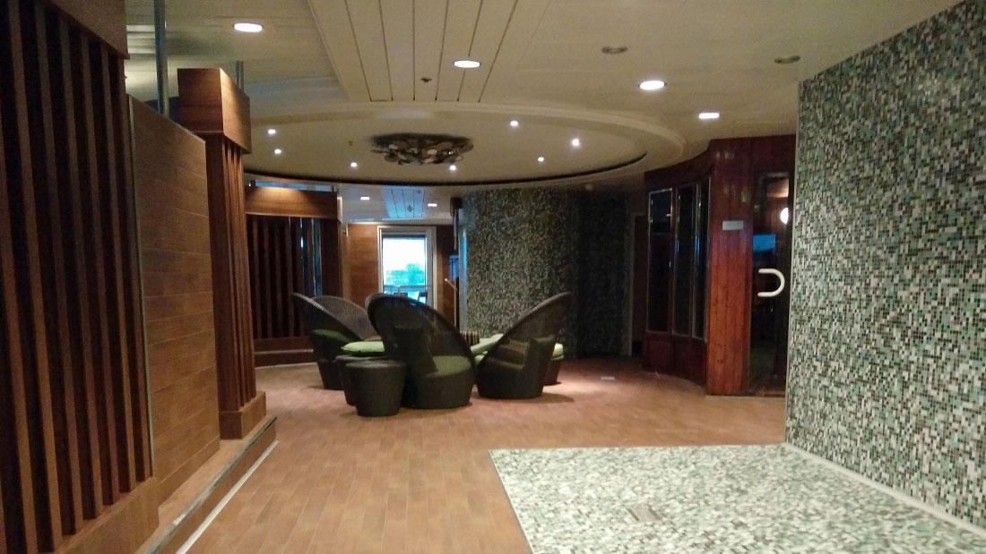 ORIANA ship works, Studio Architetti Bigi Carità Genova